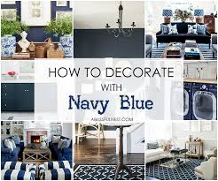 decorate pictures decorate with navy blue a full guide paint colors
