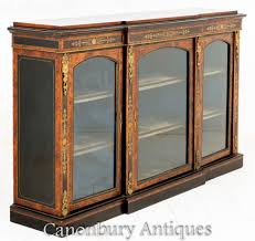 Break Front Cabinet Canonbury Antiques Breakfront Bookcases
