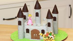 Halloween Castle Cake by How To Make A Castle Cake Nerdy Nummies Youtube