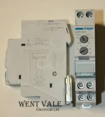 hager ezn004 delay timer relay new in box