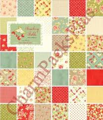 joel dewberry fabric heirloom 6 inch quilting fabric squares