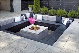 Concrete Firepits Backyard Backyard Pit Ideas Amazing Modern Outdoor Firepit