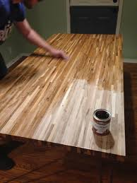 Butcher Build by How To Build A Hairpin Table U0026 Apply Chalkboard Paint U2013 Unending
