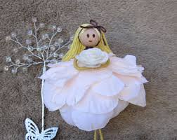 Christmas Decorations Fairy Tree Topper christmas fairy tree topper angel tree topper christmas tree