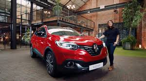 renault kadjar 2018 renault kadjar u2013 full review youtube
