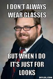 I Dont Always Meme Maker - eye see you on world sight day zululand observer