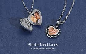 photo locket pendant necklace images Necklaces soufeel jpg