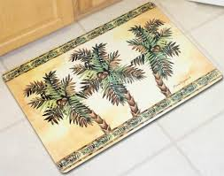 Palm Tree Runner Rug Shining Palm Tree Kitchen Rugs Sensational Design Magnificent
