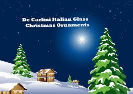 de carlini italian ornaments the cottage shop