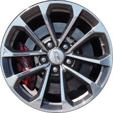 cadillac ats v price aly4766u90 cadillac ats v wheel polished 22942954
