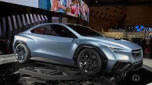 subaru viziv interior 2017 subaru viziv performance concept motor1 com photos