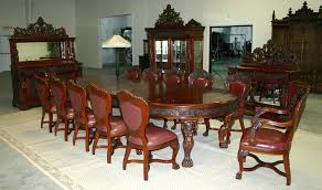 antique dining room table and chairs for sale victorian dining room chairs dining set grand view and auctions