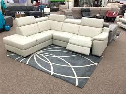 contemporary leather reclining sofa ctemporary contemporary