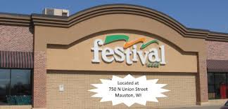 local wisconsin grocery store festival foods mauston wisconsin