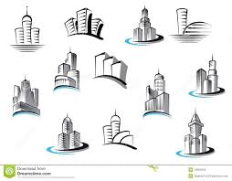 architecture companies logo inspiration for construction companies real estate agencies