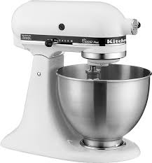 Kitchen Aid Outlet Kitchenaid Classic Stand Mixer White Ksm75wh Best Buy