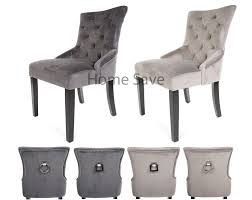 velvet dining room chairs ebay