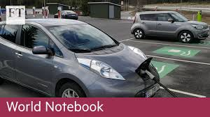 nissan leaf s g how norway u0027s government made electric cars irresistible video