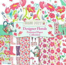 colorful designer new 8 colorful designer florals pattern gift wrapping book kit