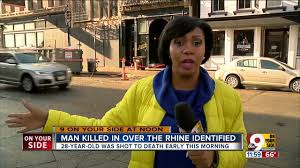 thanksgiving murders cincinnati police identify man killed on main street in otr youtube
