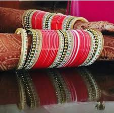 wedding chura bangles pin by caur on chuda lover bangle and
