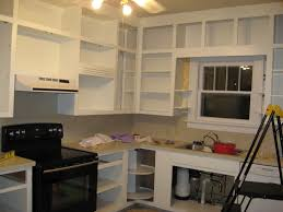 painting inside kitchen cabinets stand alone pantry cabinet
