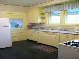 Yellow Kitchen Cabinets - kitchen paint ideas outstanding photo above is section of