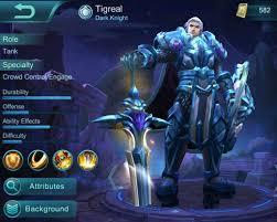 Mobile Legends Mobile Legends Tigreal Build Guide Levelskip