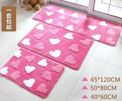 Pink Bathroom Rugs And Mats Frantic Intricate Cheap Bathroom Rug Sets Rugs Set Western Style