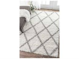 Brown And White Area Rug White Rugs White Area Rugs For Sale Luxedecor