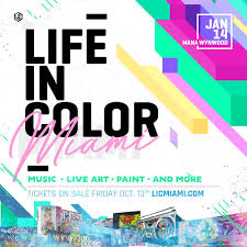 life in color miami aftermovie out 2018 tickets on sale friday