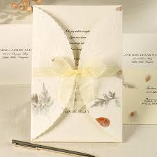 pressed floral wedding invitation kit wilton - Wilton Wedding Invitations