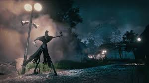 xbox one halloween background ps4 xbox one getting psychological horror game the park gamespot