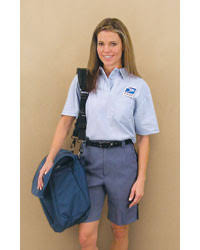 postal uniforms women s letter carrier shorts