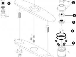 kohler single handle kitchen faucet repair excellent kohler single handle kitchen faucet repair 13 for your