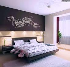 Schlafzimmerm El Anthrazit Wandgestaltung Im Liebenswert Wandgestaltung Schlafzimmer Wohndesign