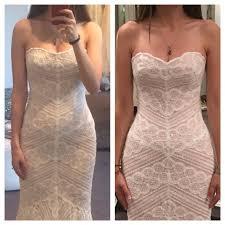 wedding dress alterations wtoo pippin wedding dress alterations weddingbee wedding