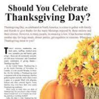 definition of thanksgiving day divascuisine
