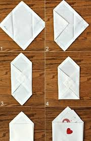 how to fold table napkins romantic napkin fold and give a special atmosphere of table hum ideas