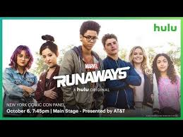 Marvel Runaways The 6 Best - nycc 2017 marvel s the runaways panel youtube