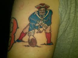 boston sports tattoo sick buck