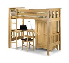 Computer Bed Desk by Furniture Bed Desk Combo Bunk Beds And Desk Combos 3 Bed Bunk Bed