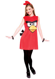 party city disfraces de halloween 2012 angry birds costume to make red bird sewing pinterest bird