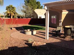 Arizona Backyard Landscaping by Maintenance Free Arizona Backyard Landscape