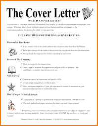 How To Do A Proper Cover Letter What Is A Job Cover Letter