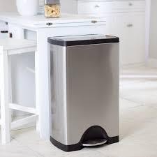 kitchen bin ideas large kitchen trash can home design styles
