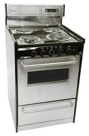 Small Cooktops Electric Narrow 20