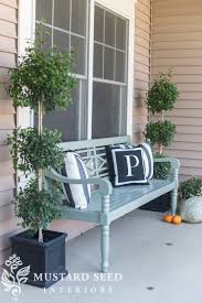seasons of home fall porch miss mustard seed