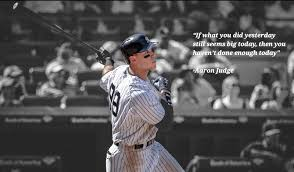 18 Best Aaron Judge Collectibles Images On Pinterest New York - aaron judge quote baseball pinterest judge quotes and ny yankees