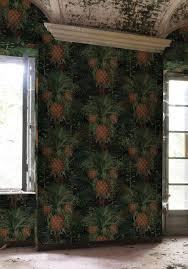 pineapple harvest wallpaper in night from the kingdom home